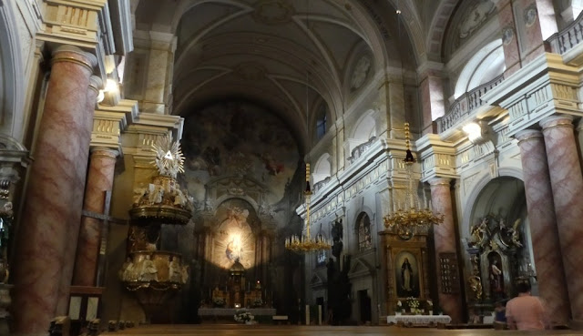 Sibiu - katholische Pfarrkirche