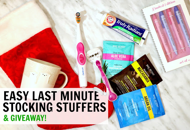 last minute stocking stuffers for women