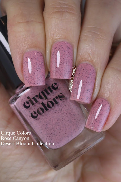 Cirque Colors Desert Bloom Collection Rose Canyon