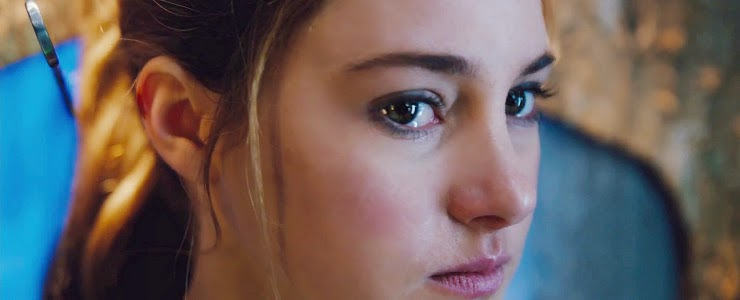 shailene woodley as tris prior