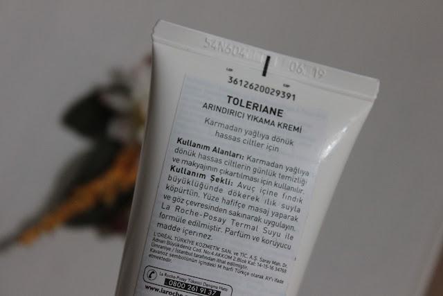 La Roche Posay Toleriane Creme Mousse