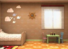 Kids Dream House Escape