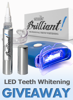 Smile Brilliant Review & Giveaway