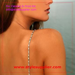 bra straps metal