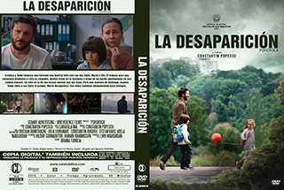Pororoca - La Desaparicion - Cover DVD