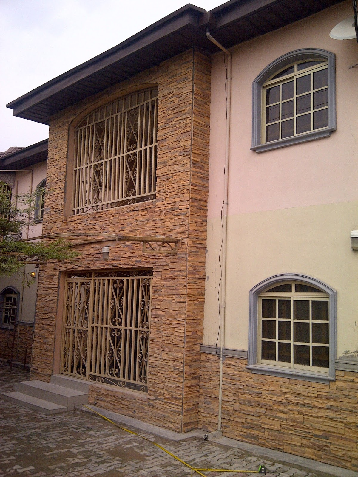 Ez fit stones done at Owerri Nigeria