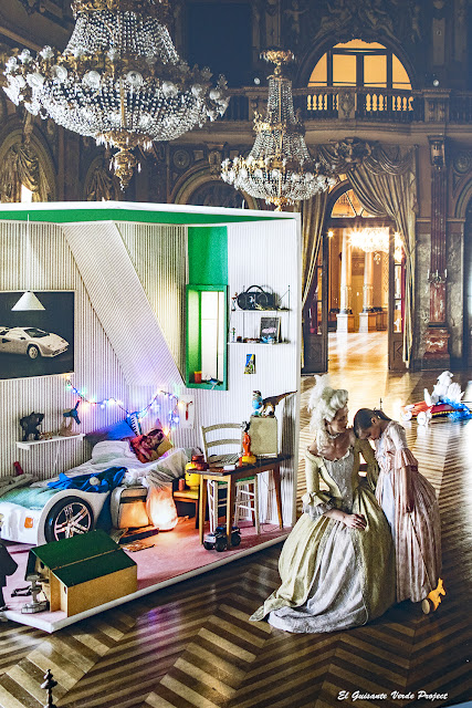 Exposición Baroque Barez en Museo MAS - Amberes por El Guisante Verde Project