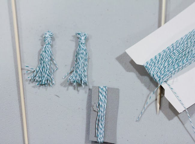 tassel making tutorial
