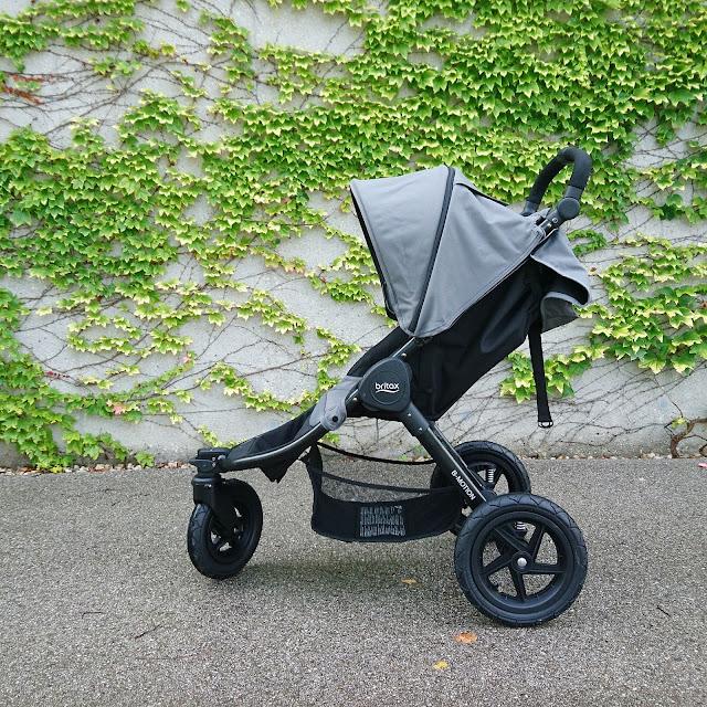 Britax Römer - Kinderwagen - Buggy - B-Motion3 - whatalovelyday