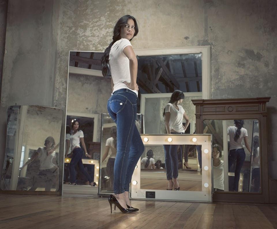 italian fashion blog wr up denim il jeans che modella. Black Bedroom Furniture Sets. Home Design Ideas