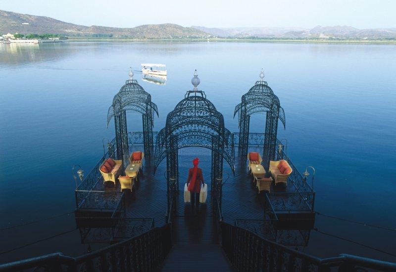 Passion For Luxury Taj Lake Palace In Udaipur India