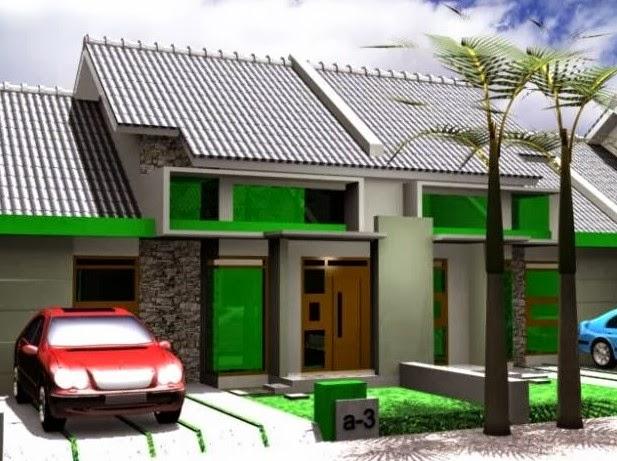 Desain Rumah Sederhana Dengan Garasi