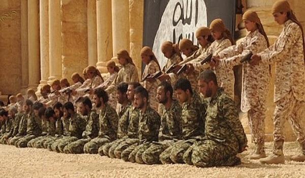 Islamic State Eksekusi Massal 300 Polisi dan Militer Irak Di Mosul