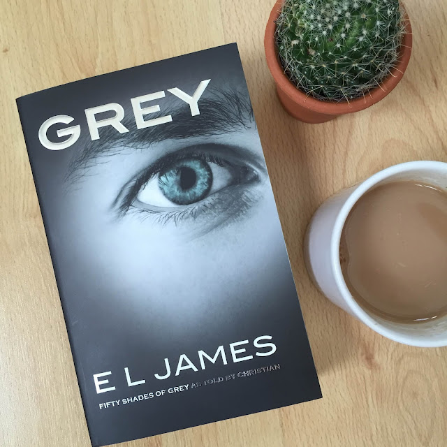 Book Review: Grey