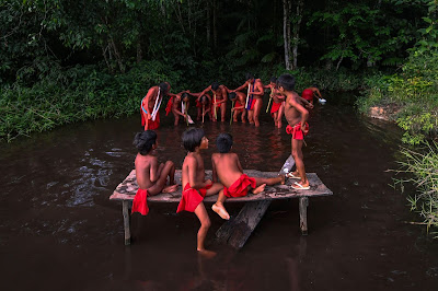 3 Photos: The Lives Of Amazonian Waiapi Tribe As They Battle Against Extinction Lifestyle