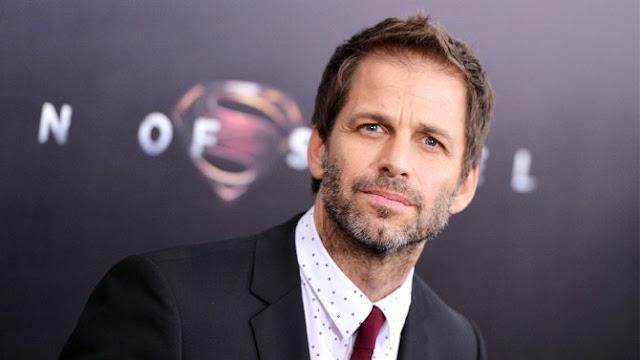 El director Zack Snyder abandona'La Liga de la Justicia'