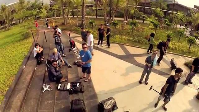 video drone surabaya
