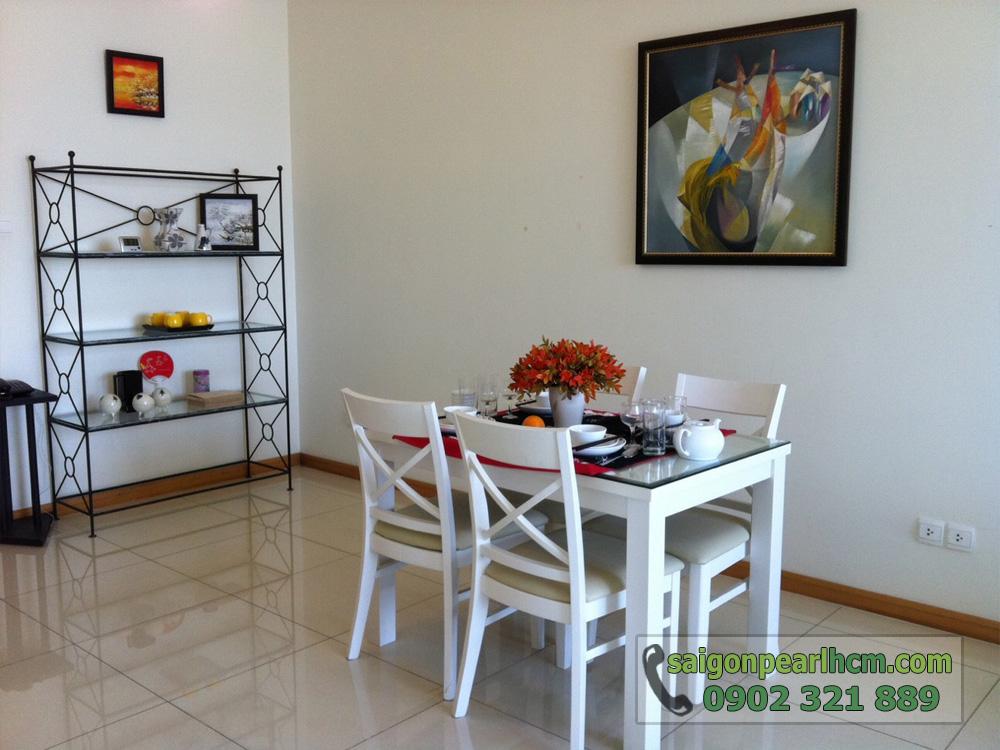 thuê hoặc mua căn hộ Saigon Pearl 2 phòng ngủ 90m2