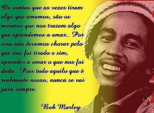 Frases De Bob Marley: Apenas Uma Garota (=: Frases E Pensamentos De Bob Marley