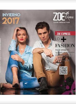 Catalogo de zapatos en Peru : zoe express  invierno 2017