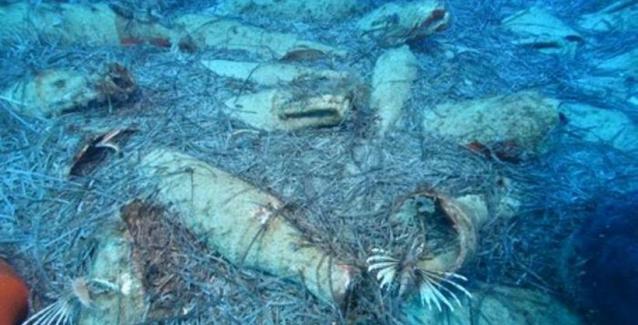 Κύπρος: Αρχαίο ναυάγιο εντοπίστηκε στη θαλάσσια περιοχή του Πρωταρά