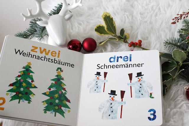 Geschenkideen zu Weihnachten fuer Babys Kleinkinder Jules kleines Freudenhaus Buch Eric Cale
