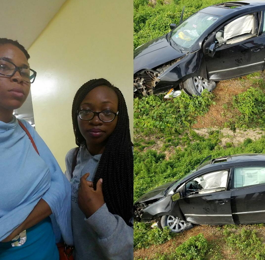 igbo actress survive car accident