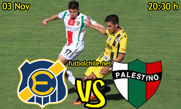 Ver stream hd youtube facebook movil android ios iphone table ipad windows mac linux resultado en vivo, online:  Everton vs Palestino
