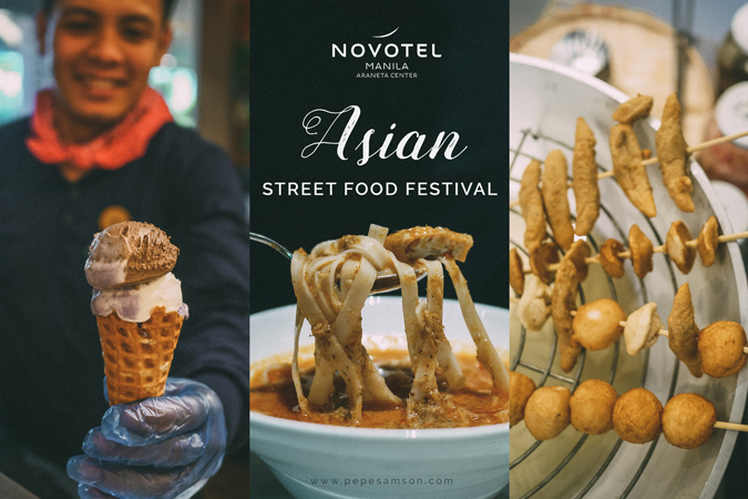 What  to Try This August: Novotel Manila's Asian Street Food Festival Buffet