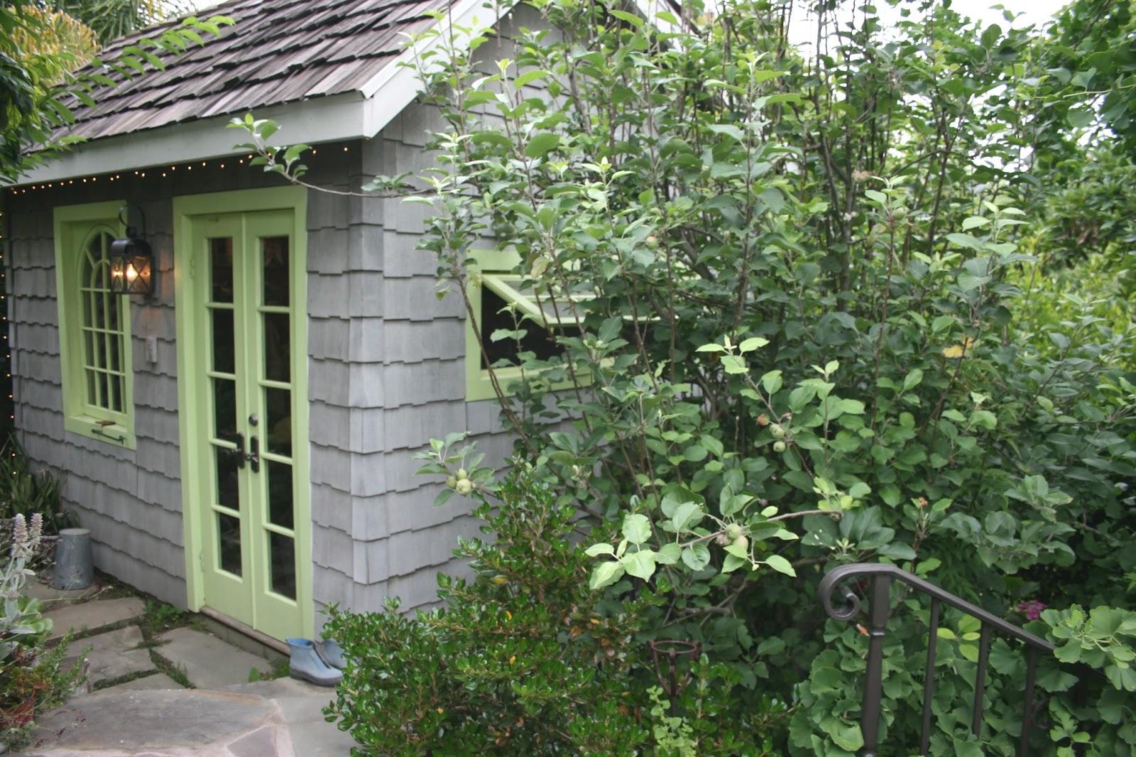Secret Garden: Ciao! Newport Beach: Nancy's Fabulous Potting Shed