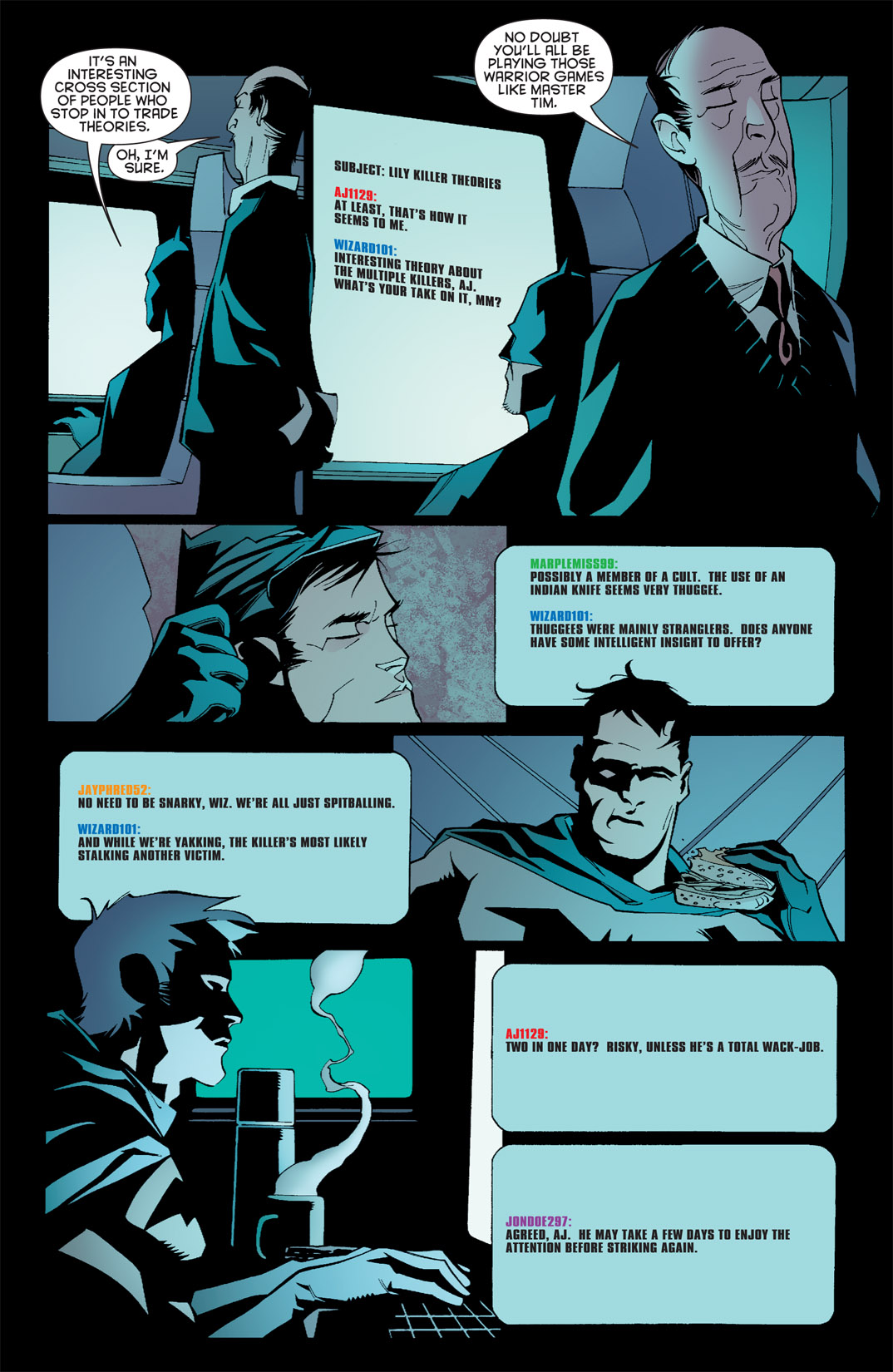 Detective Comics (1937) 845 Page 9