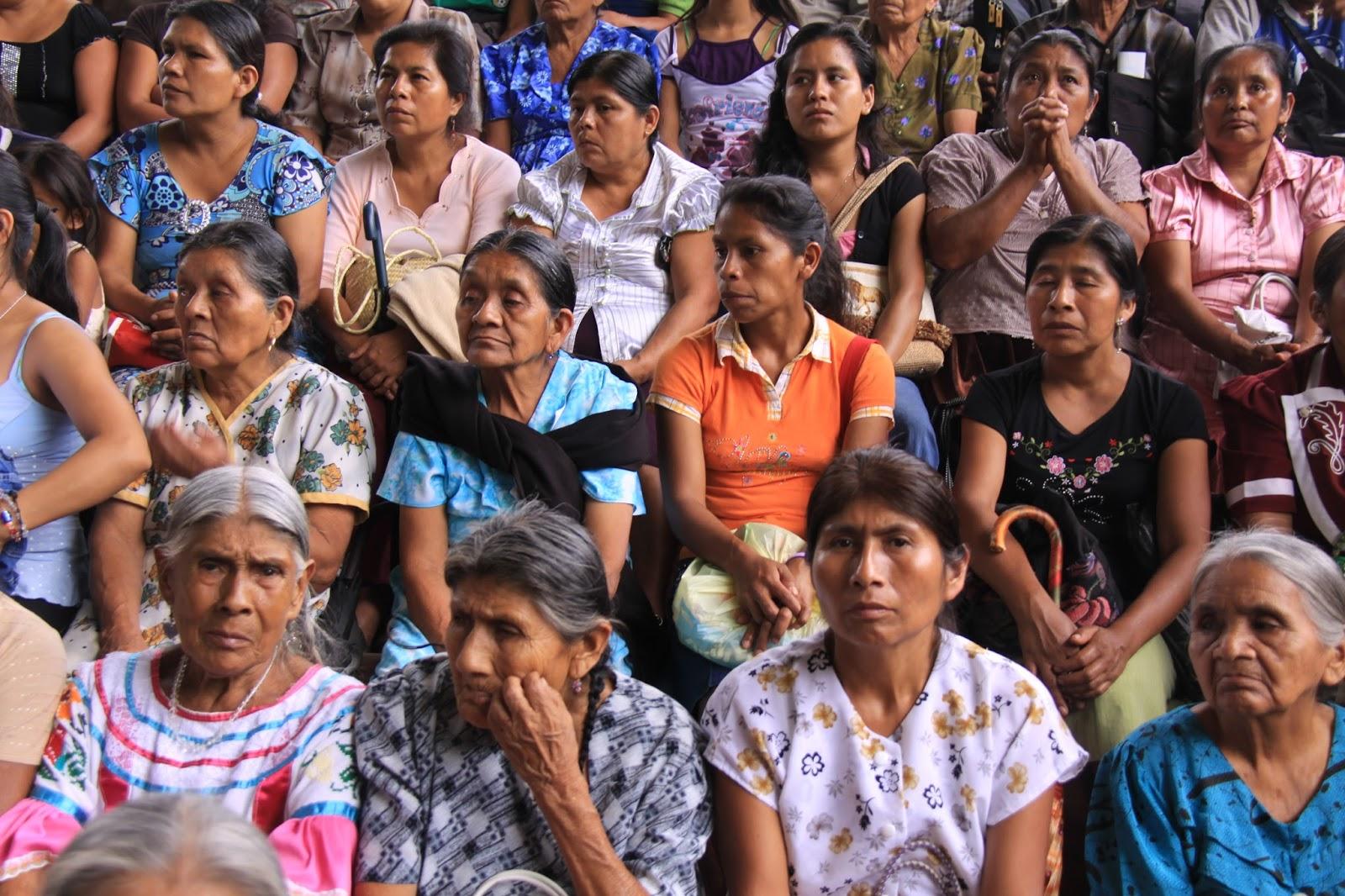 Sector indígena, caldo de cultivo para pandemia