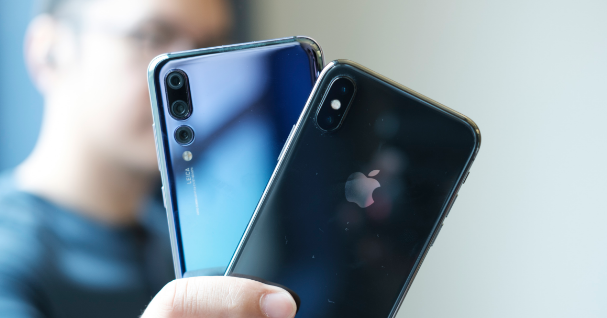 Latest news Huawei has grown the fastest ever Q4 of 2018, among Apple, Samsung and other