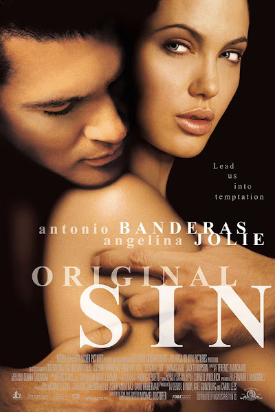 Poster of Original Sin 2001 UnRated 720p English BRRip Full Movie Download