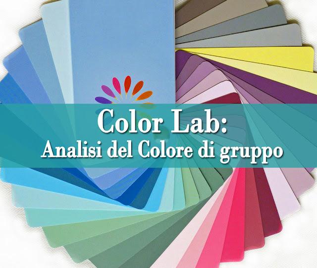 Color Lab: Analisi del Colore di gruppo!