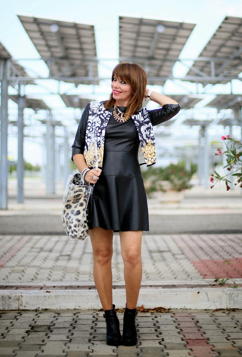 fashion blogger outfit