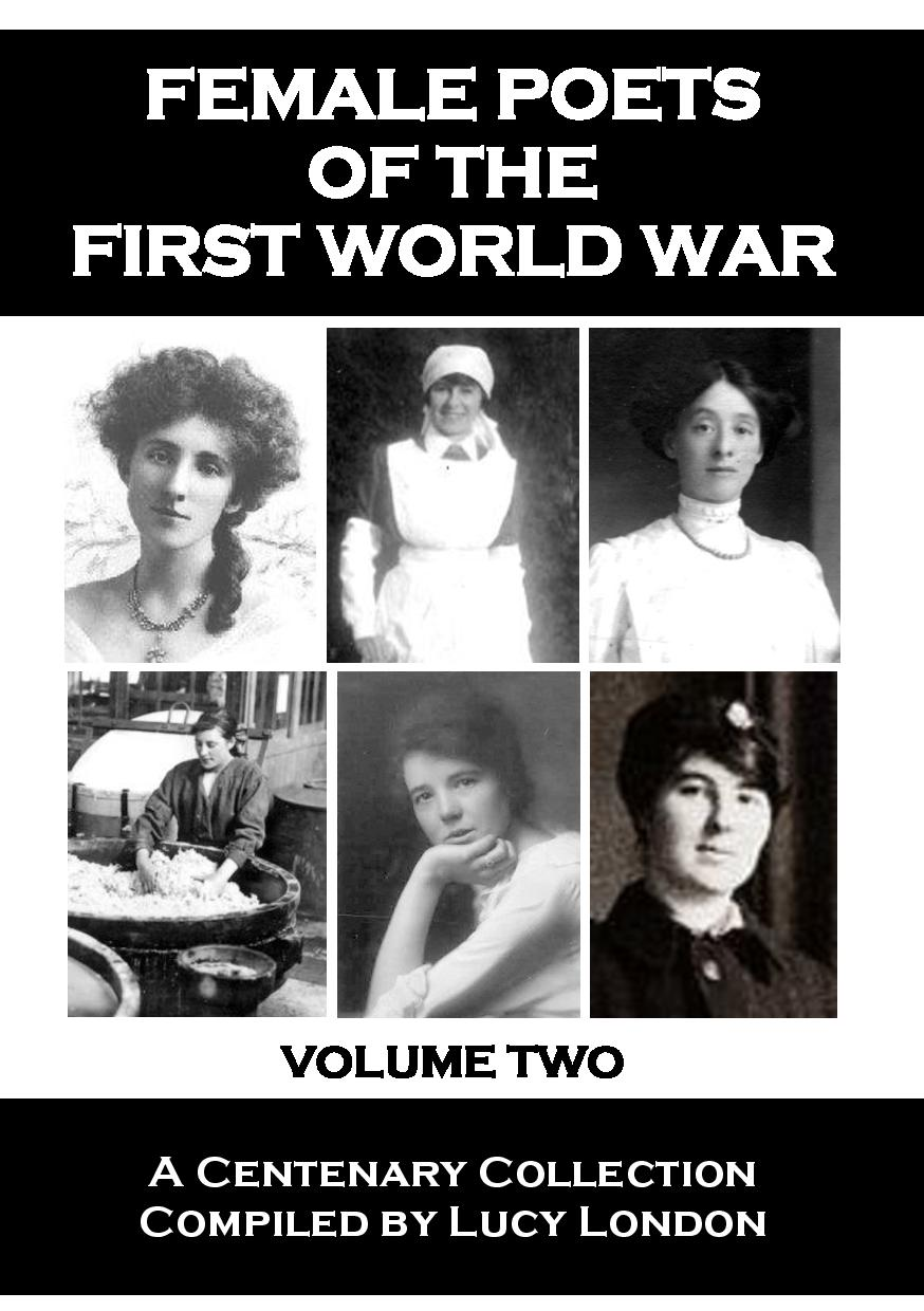 FEMALE POETS VOLUME 2 - NOW AVAILABLE!