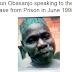 When I was in prison, I had joy' - Obasanjo