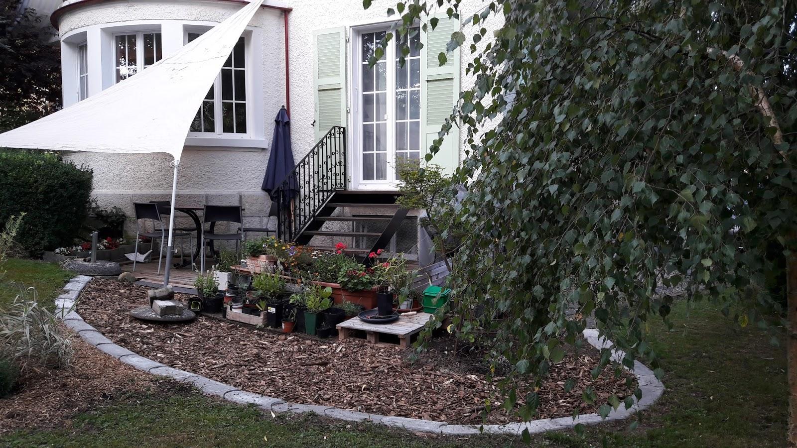 dans mon jardin tu viendras est il encore judicieux de placer sa terrasse en plein sud d 39 une. Black Bedroom Furniture Sets. Home Design Ideas