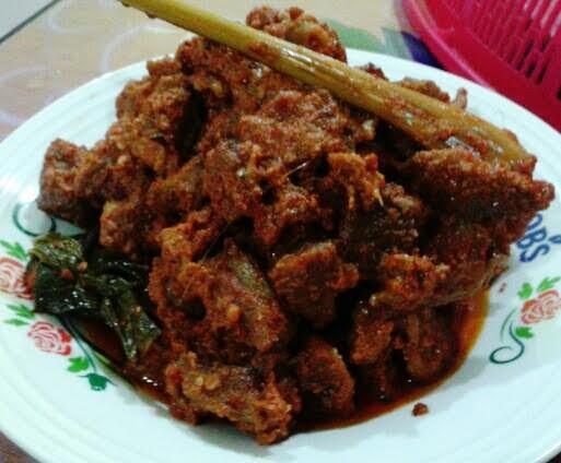Dari Dapur Ummi: Rendang Daging Noxxa