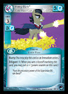 My Little Pony Filthy Rich, Cold Hard Cash High Magic CCG Card