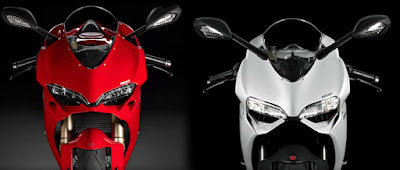 2016 Ducati 959 Panigale Super Bike two color varient