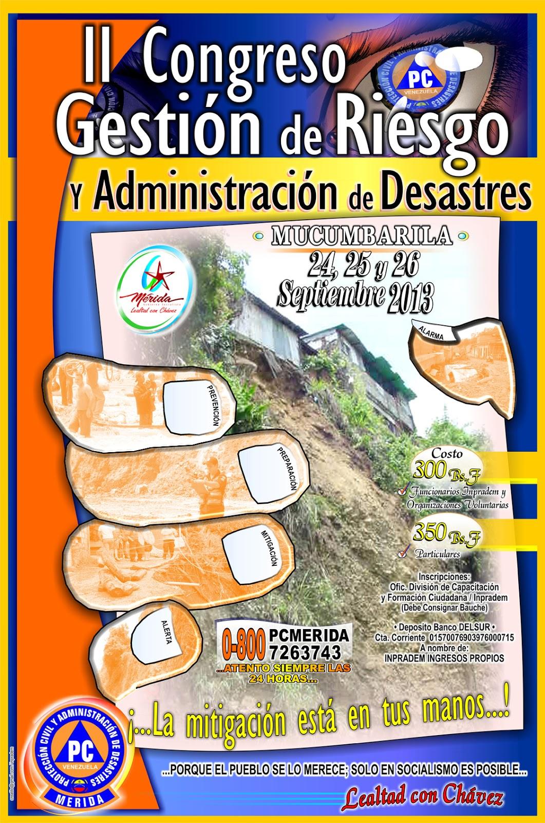 MRIDA PC Mrida organiza el II Congreso de Gestin de