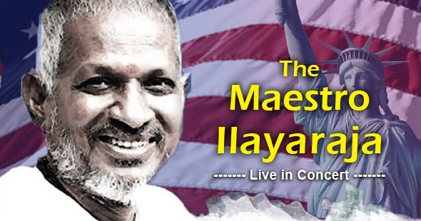 Image result for Ilayaraja in NJ,2016