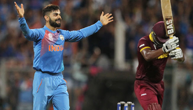 READ: Virat Kohli's message after heartbreaking defeat in ICC World Twenty20 semi-final