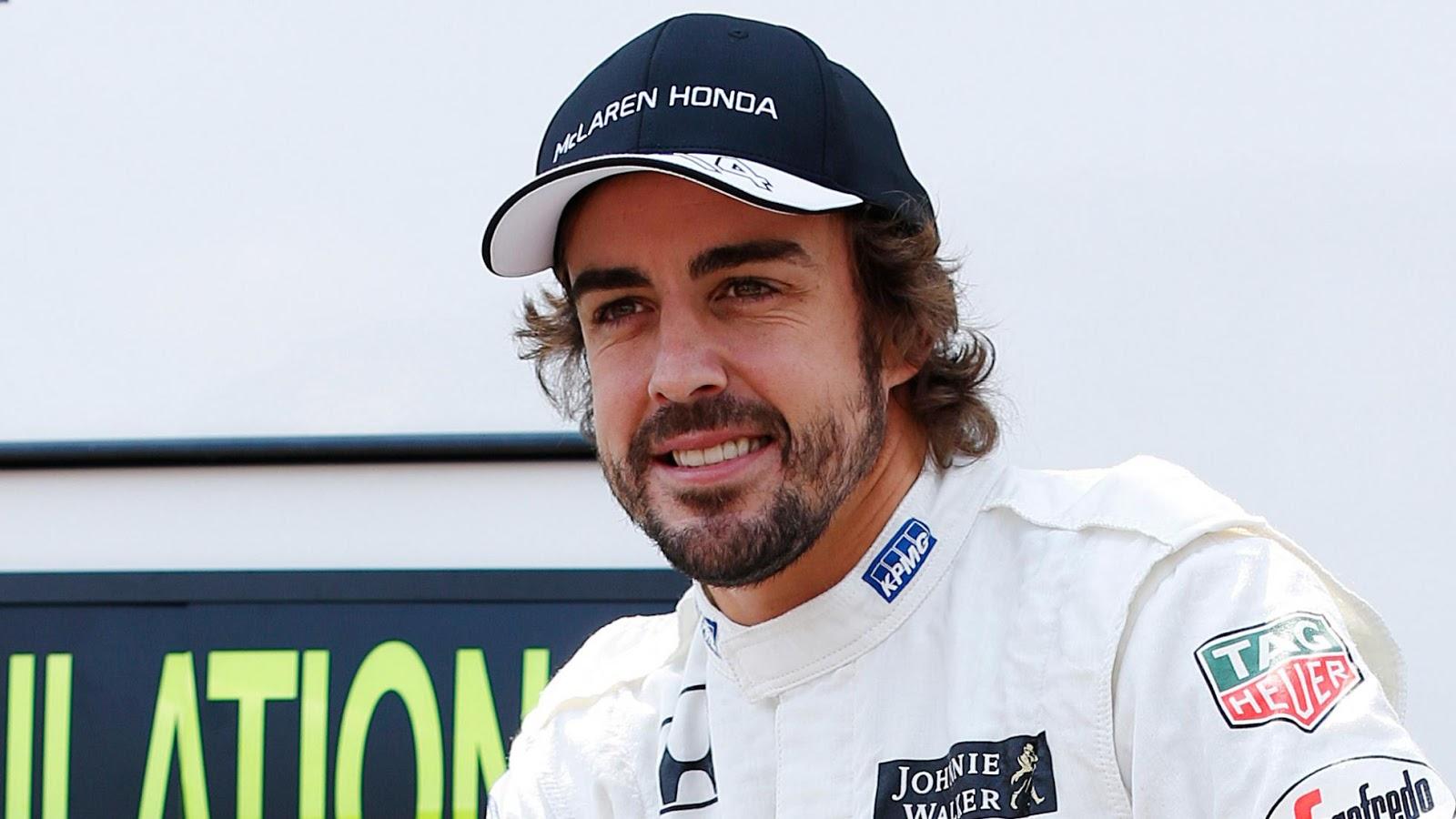 Alonso tegaskan Ingin Bersama McLaren