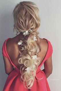 Peinados Románticos para Boda por Ulyana Aster