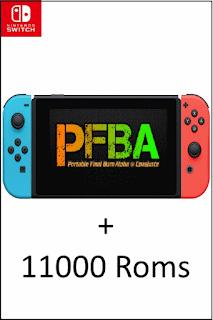 pFBA + 11000 Games NSP