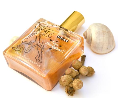 aceite huile prodigious de edición limitada