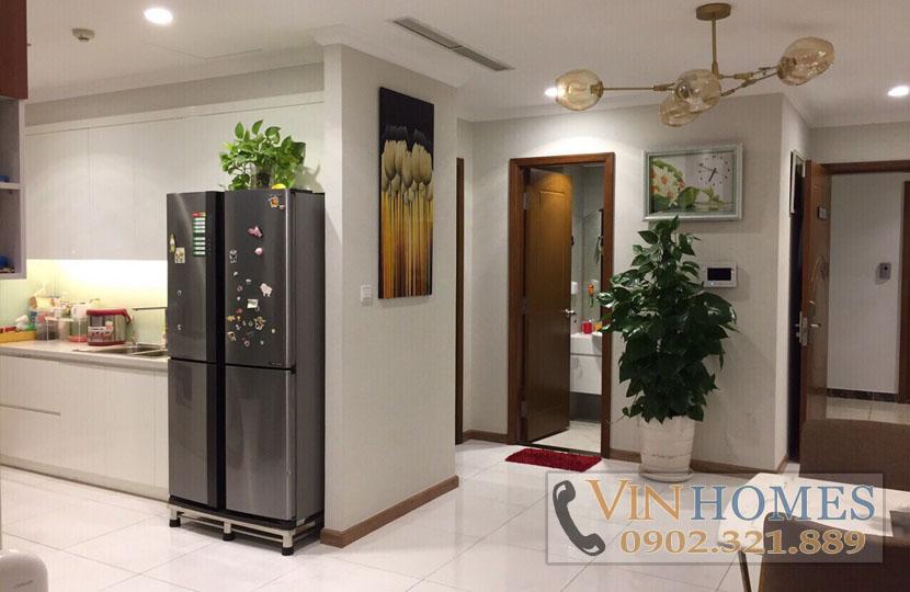 Chính chủ gửi bán căn hộ 3 phòng ngủ Vinhomes Central Park - hinh 3